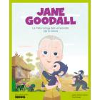 Jane Goodall. La millor amiga dels ximpanzès i la natura