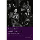 Música de jazz. Conferències de 1935