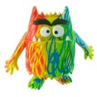 Figura Comansi Monstruo de colores multicolor