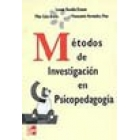 Métodos de investigación en psicopedagogía