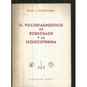 El psicodiagnóstico de Rorschach y la esquizofrenia