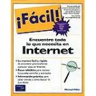 Encuentre todo loque necesita enInternet ¡fácil!