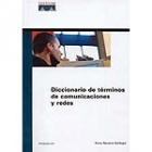 Diccionario de téminos de comunicación y redes