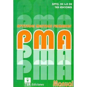 PMA. Aptitudes Mentales Primarias (Kit completo)