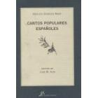 Cantos populares españoles (Antología)