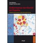 Gobernanza territorial en España. Claroscuros de un proceso a partir del estudio de casos