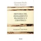 Historia del pensamiento filosófico y cientifico, vol. I: Antigüedad y Edad Media