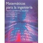 Matemáticas para ingeniería. Teoría y problemas resueltos