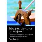 Ética para directivos y consejeros