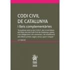 Codi Civil de Catalunya i lleis complementàries (Inclou el Codi de Consum) 11ª ed.2017 (Textos Legales)