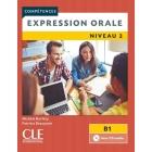 Expression orale niveau 2 B1 (1CD audio) (Compétences)