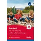 Ein Feriencamp voller Überraschungen A1 mit Hörbuch als MP3 Download