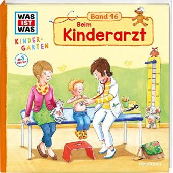 WAS IST WAS Kindergarten Beim Kinderarzt