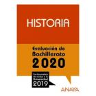 Historia. Selectividad. Evaluación de Bachillerato 2020