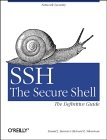 SSH, the Secure Shell.The definitive guide