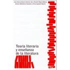 Teoría literaria y enseñanza de la literatura