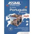 El nuevo Portugués sin esfuerzo (1 libro + 1 CD MP3)
