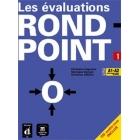 Les évaluations de Rond Point 1 (Livre + CD audio-rom)