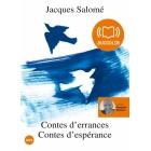 Contes d'errances. Contes d'espérance (Audiolivre MP3)