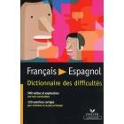 Dictionnaire des difficultés français-espagnol