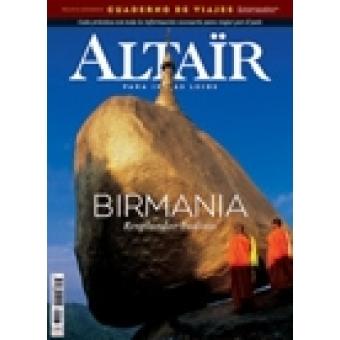 Birmania -Resplandor Budista- Revista Altaïr 43