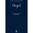 Hegel I (Fenomenología del espíritu/Diferencias entre los sistemas de Fichte y Schelling)