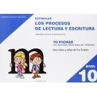 Estimular Los Procesos De Lectura Y Escritura. Nivel 10- Edición 214 (Estimular Lectura Y Escritura)