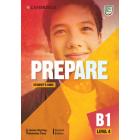 Prepare 2nd edition - Student's Book - Level 4 B1