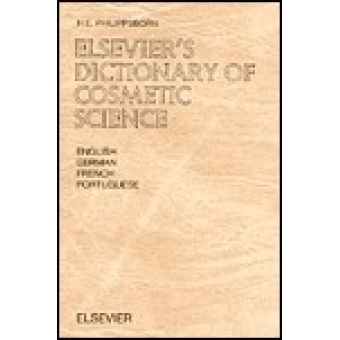 Elsevier's dictionary of cosmetic science :  English-German-French-Portuguese