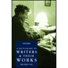 A dictionary of writers and their books