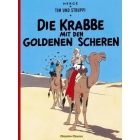 Tim und Struppi : Die Krabbe mit den goldenen Scheren (El cangrejo de las pinzas de Oro)