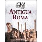 Atlas histórico de la antigua Roma