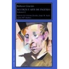 Agudeza y arte del ingenio (2 vols.)
