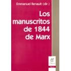 Los manuscritos de 1844 de Marx