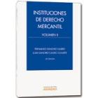 Instituciones  de derecho mercantil . vol II