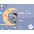 Saltironets (inclou DVD amb la representació del conte en LSC)