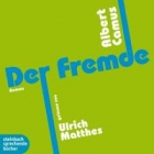 Der Fremde, Audio-CD