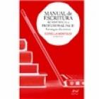Manual de escritura académica y profesional. Vol. II (Estrategias discursivas)