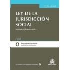Ley de la jurisdicción social. 5 ed.