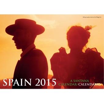 Spain 2015 A Santana Calendar