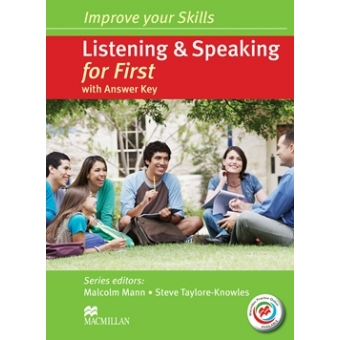 Improve Your Skills: Listening & Speaking for FIRST. Student's Book with Key