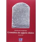 Gramática de egipcio clásico