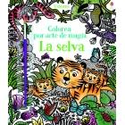 Colorea por arte de magia La selva