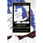 The Cambridge Companion to Erotic Literature