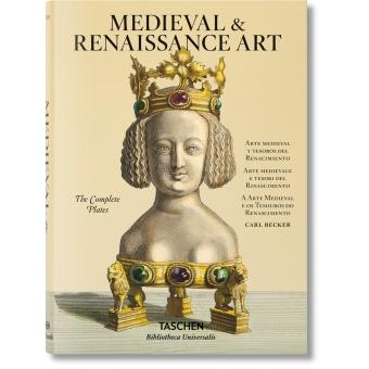 Becker. Arte medieval y Tesoros del Renacimiento (Cast.Ita.Port.)