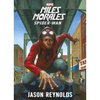 Spider-man. Miles Morales