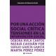 Por una acción social crítica. Tensiones en la intervención social