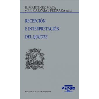 Recepción e interpretación del