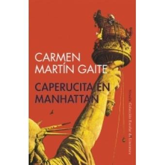Caperucita en Manhattan (+13) (con 13 ilustraciones de la autora)