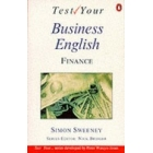 Test your business English. Finance